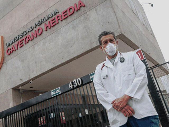 Vacunagate:  Germán Málaga se presentará este miércoles ante el Ministerio Público