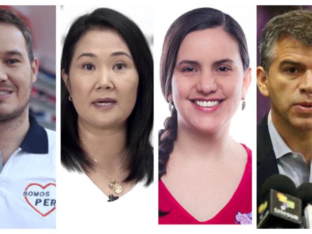 Elecciones 2021: debate presidencial del JNE se realizará el 29, 30 y 31 de marzo