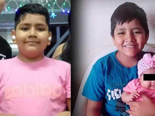 Piden ayuda para trasladar a niño en estado grave desde Piura a Lima