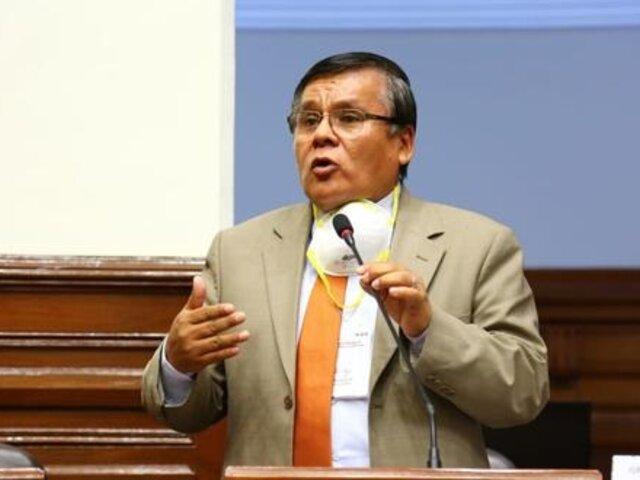 Muere hija de congresista Marcos Pichilingue a causa de la Covid-19