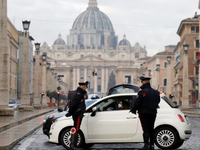 Trabajadores del Vaticano que se nieguen a vacunarse podrían ser despedidos