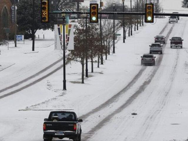 """EEUU: presidente Biden declara """"desastre mayor"""" en Texas por tormenta invernal"""