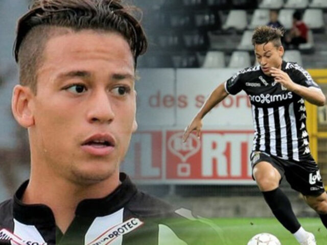 Cristian Benavente presente en empate del Charleroi