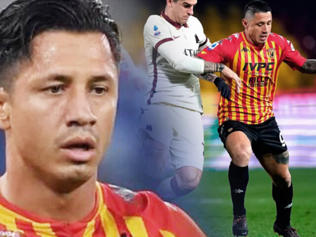 Gianluca Lapadula: Benevento igualó sin goles ante la Roma