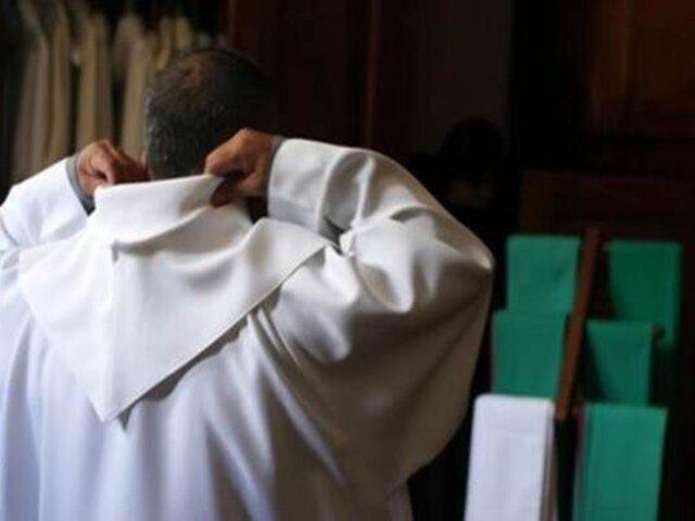 Sacerdote acusado de violar a menor viene siendo buscado por la PNP en Huancavelica