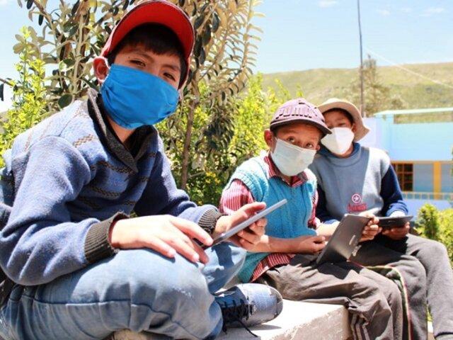 Ayacucho: más de 1200 centros poblados ya tienen acceso a internet 4G