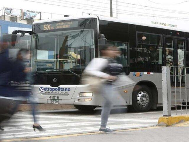 Metropolitano: conozca las rutas que lo acercarán a los centros de votación