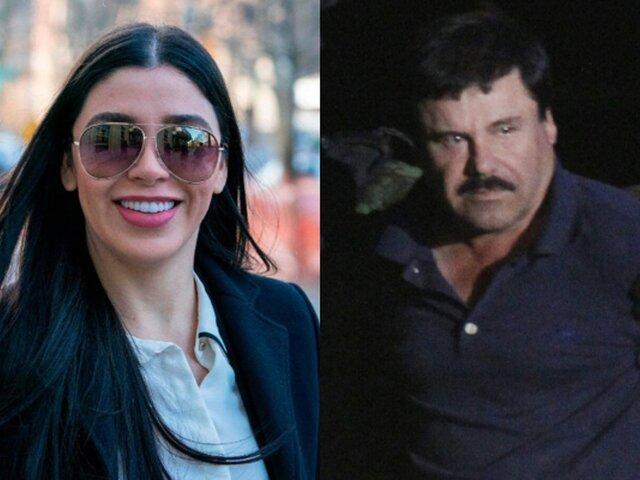 Arrestan a la esposa del 'Chapo' Guzmán por narcotráfico