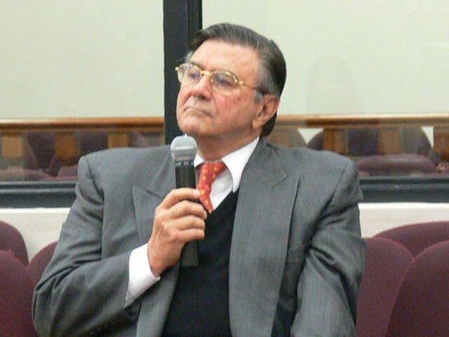 Ex productor de TV,  José Enrique Crousillat falleció a los 88 años