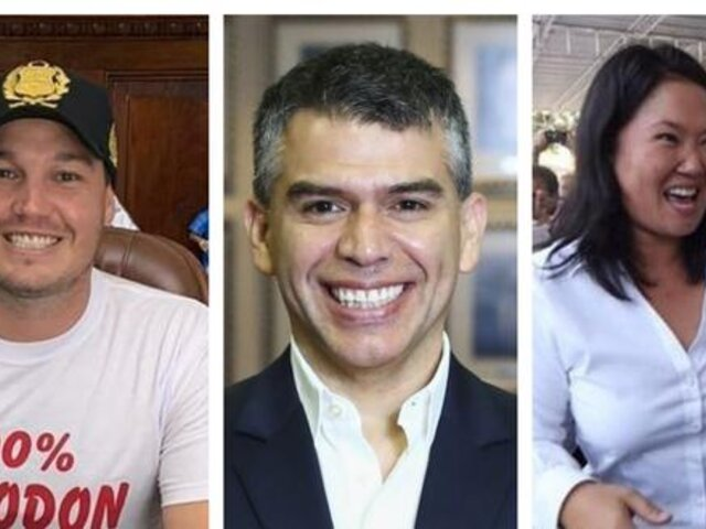 Candidatos presidenciales dejaron a un lado los medios digitales para realizar campañas en terreno