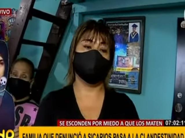 'Harry Potter' y 'Pichicata': madre de joven asesinado por sicarios pide justicia desde la clandestinidad