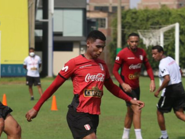Selección Peruana arrancó el primer microciclo de cara a las Eliminatorias Qatar 2022
