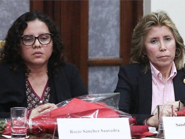 Cuellos Blancos del Puerto: Designan a fiscales que reemplazarán a Castro y Sánchez