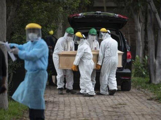 Covid-19 en Perú: Minsa reporta 224 muertos en las últimas 24 horas