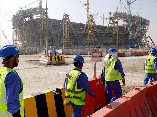 Más de 6 mil trabajadores inmigrantes fallecieron en Qatar desde que fue elegida sede para el Mundial 2022