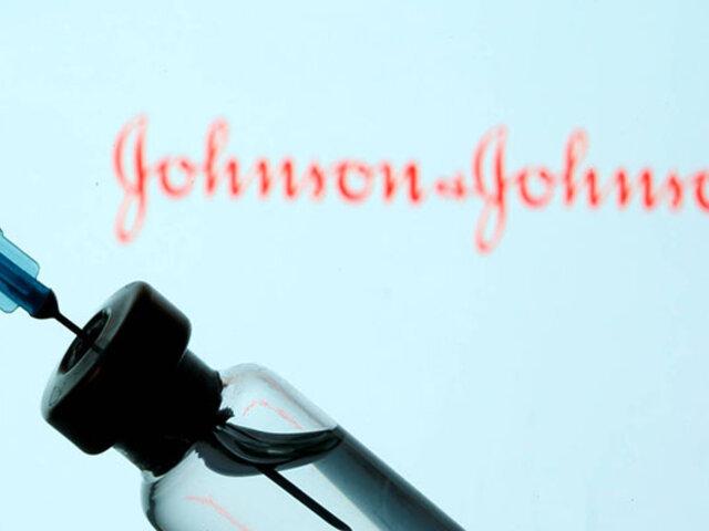 Aseguran efectividad y seguridad de la vacuna de una dosis de Johnson & Johnson