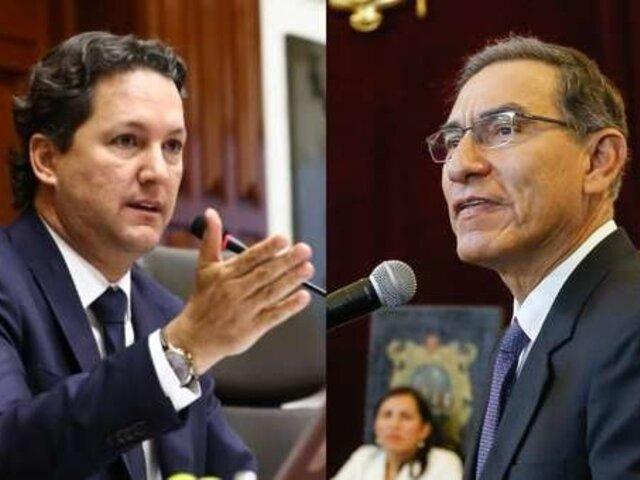 Somos Perú: dirigentes piden a Vizcarra y Salaverry apartarse de la campaña