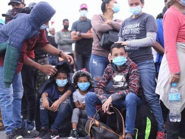 Chile: fallo judicial ratifica expulsión de migrantes venezolanos