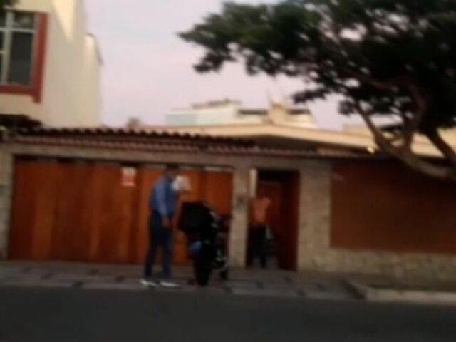 PJ dictó 9 meses de prisión preventiva para sujeto que atacó a balazos a repartidor en San Isidro