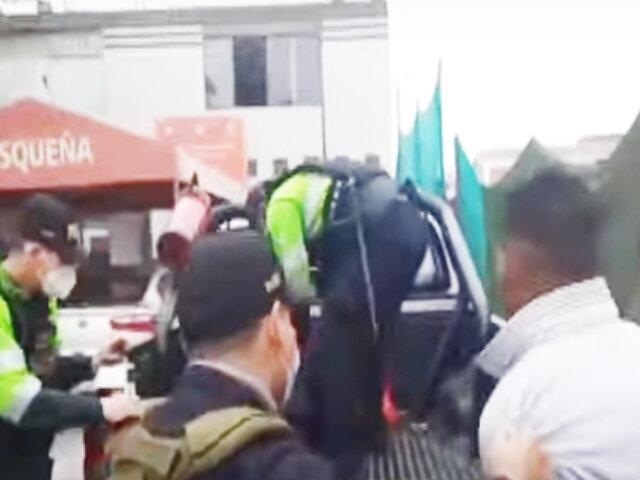 Serenos de Pueblo Libre, Breña y Lima se unen para combatir a la delincuencia