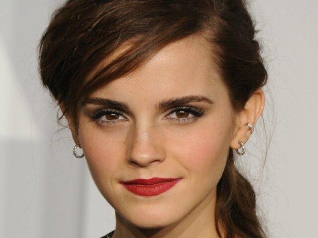 Emma Watson se aleja de la actuación hasta nuevo aviso