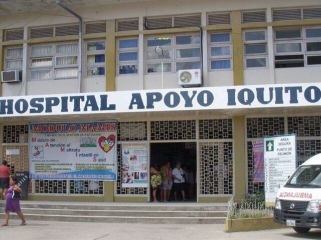EsSalud se pronuncia sobre enfermera internada en UCI tras recibir vacuna