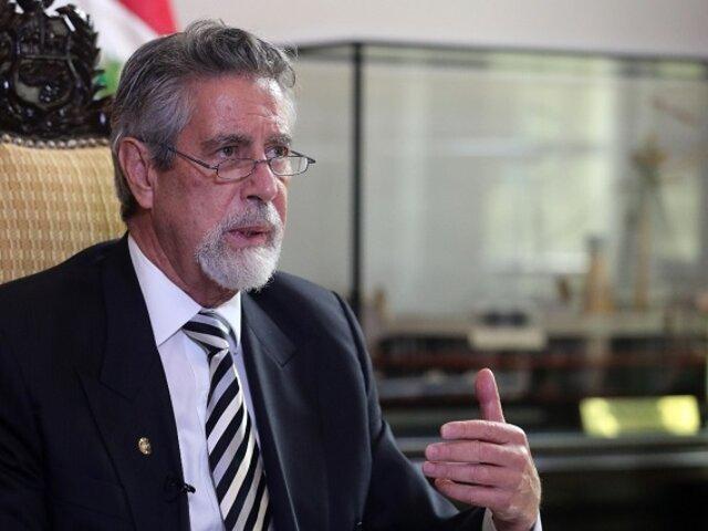 Sagasti: Tenemos que evitar que vacunas sean usadas ilegalmente