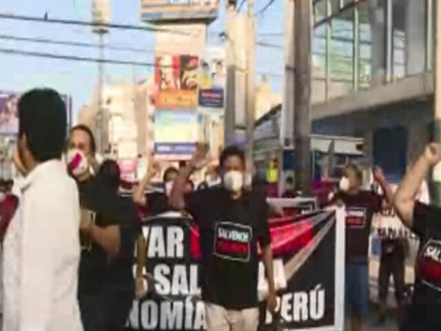 Gamarra: comerciantes exigen reactivación económica urgente para salvar el sector textil