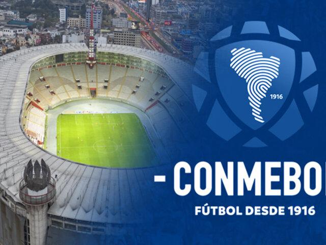 Estadio Nacional fue propuesto para la final de Copa Libertadores