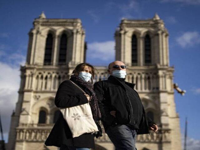 Evalúan aplicar cuarentena estricta en París tras rebrote