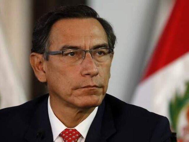 Martín Vizcarra es calificado como ladrón de vacunas por Hernando de Soto