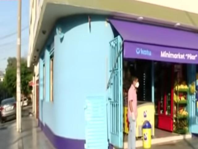 Vecinos exhortan a bodeguero pintar su tienda de un color diferente para no alterar el ornato
