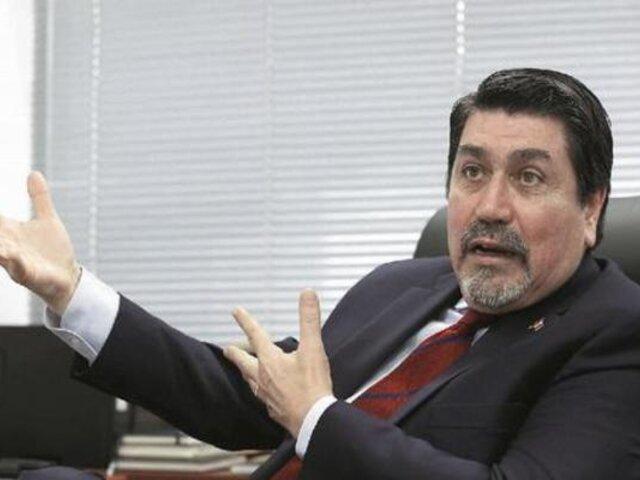 Augusto Cáceres: alcalde de San Isidro está asilado tras dar positivo a la COVID-19