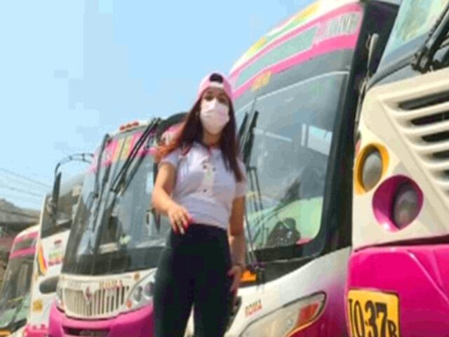 La Romana: Cobradora de Bus es la última sensación en Tik Tok