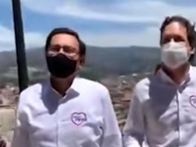 250 militantes renuncian a Somos Perú en rechazo a Daniel Salaverry y Martín Vizcarra