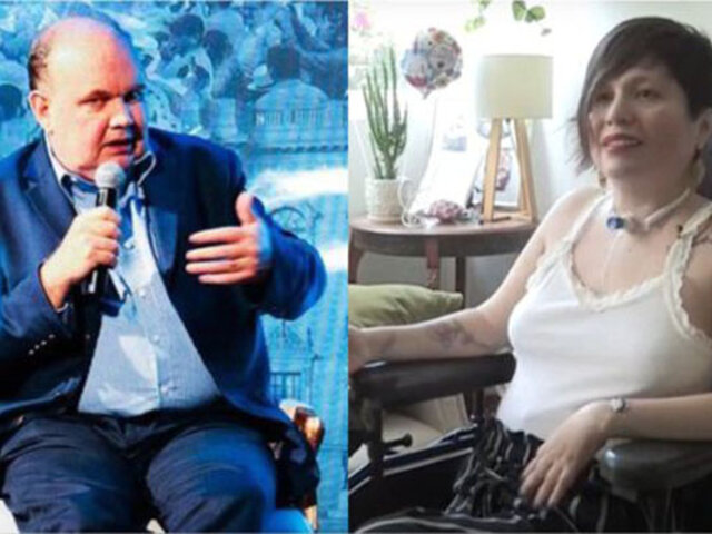 Caso Ana Estrada: psiquiatras cuestionan declaraciones de  Rafael López Aliaga sobre el suicidio