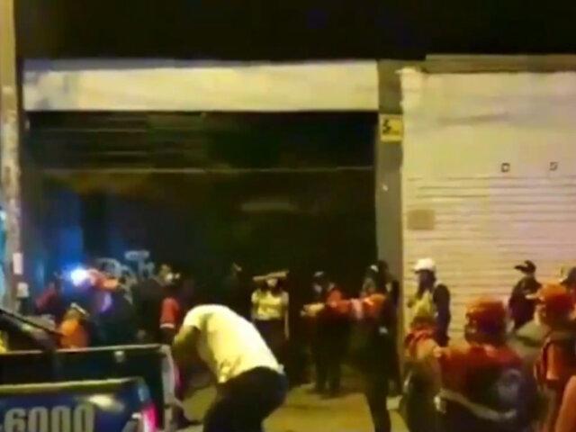 SMP: intervienen a más de 50 personas que celebraban fiesta en pleno toque de queda