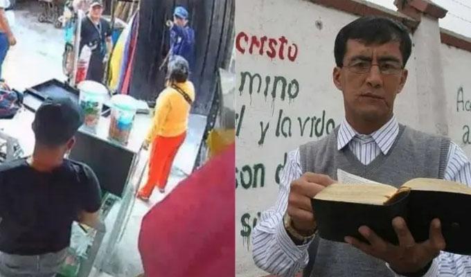Asesino de comerciante venezolano fue detenido este domingo en Perú — Cara cortada