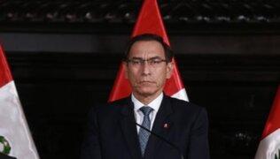 En abril se concluirá la investigación a Martín Vizcarra, afirma fiscal Zoraida Ávalos