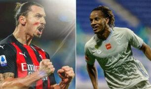 André Carrillo: peruano es comparado con Zlatan Ibrahimovic por su golazo de taco