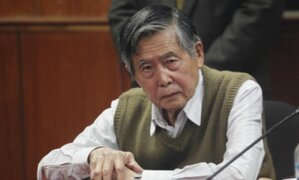 Tribunal Constitucional le vuelve a negar la libertad a Alberto Fujimori