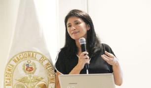 Ensayos clínicos Sinopharm: UPCH designa a Dra. Coralith García como investigadora principal