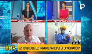 Sector privado y la importación de vacunas: ¿sería beneficioso para los peruanos?