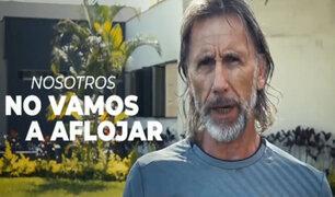 ¡Unidos somos más fuertes!: Selección Peruana lanza emotivo video para sus hinchas