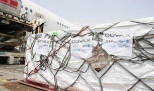 Colombia se convirtió en la primera nación latinoamericana recibir las vacunas Covax