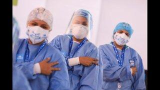 EsSalud inició aplicación de segunda dosis de la vacuna contra el COVID-19