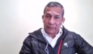 "Ollanta Humala: ""No me aprovecharía del poder para dar beneficios a mis seres queridos"""