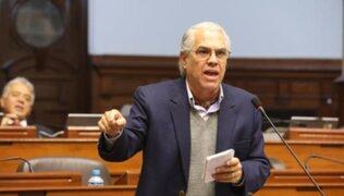 Comisión de Ética aprueba suspender a Gino Costa y Rosario Paredes
