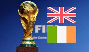 Reino Unido e Irlanda anuncian su postulación para el Mundial 2030