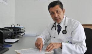 Caso Vacunagate: Germán Málaga declaró ante la fiscalía por vacunación irregular